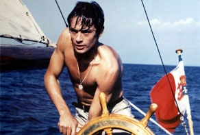 Alain Delon, une carri�re en or