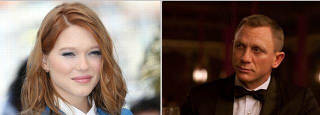 L�a Seydoux, possible James Bond Girl