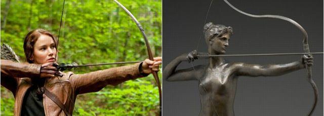 Hunger Games 3  : Les racines greco-romaines de la franchise
