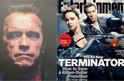 Arnold Schwarzenegger fait son retour en Terminator