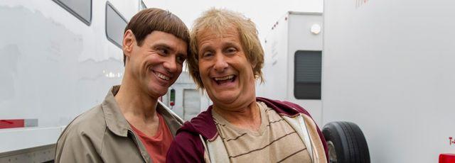 Jim Carrey et Jeff Daniels, encore plus cr�tins !