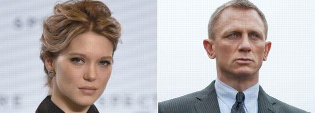 Spectre  : L�a Seydoux va bouleverser la vie de James Bond