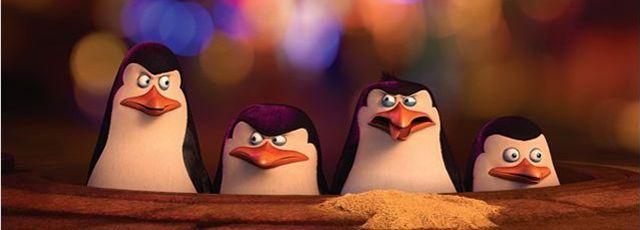 Les Pingouins de Madagascar  pas si manchots en solo