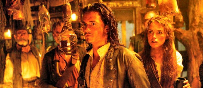'Pirates des Cara�bes 5' : la r�surrection d'Orlando Bloom ?