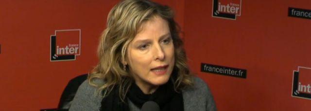 Karin Viard: �Hollande est honn�te contrairement � son entourage�