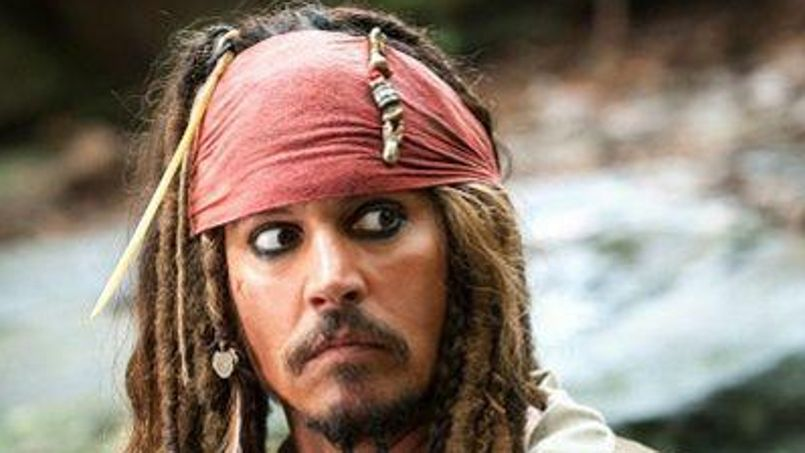 Pirates des cara�bes V : premi�res images du tournage d�voil�es