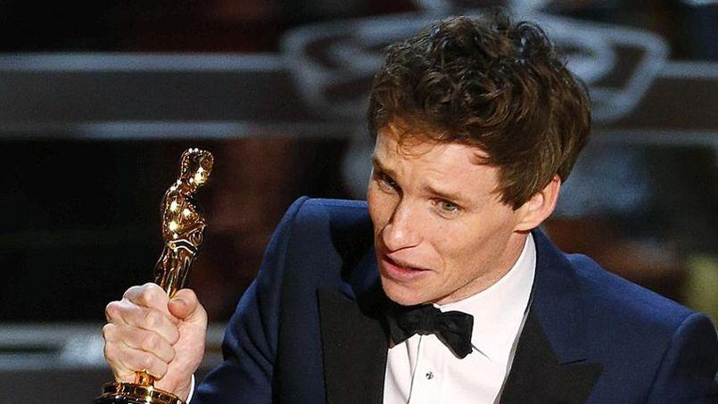 Oscars 2015 : Eddie Redmayne sacr� meilleur acteur