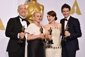 Oscars : 'Birdman' grand vainqueur
