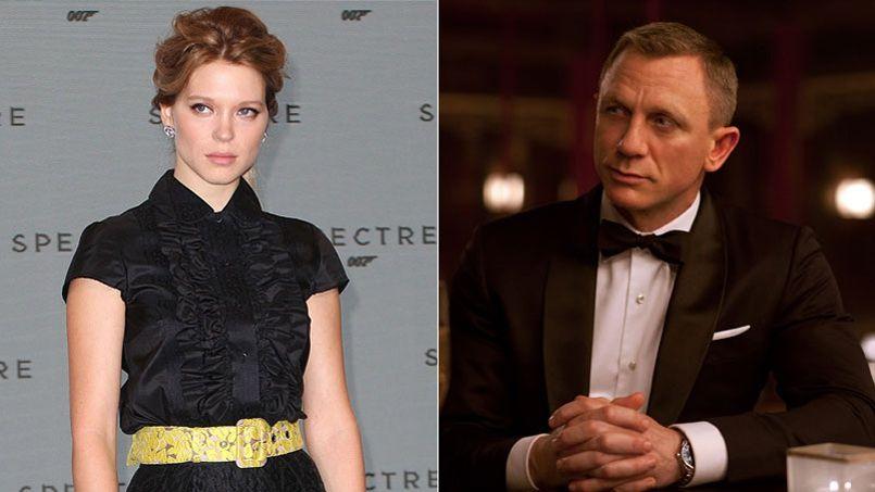 Spectre : L�a Seydoux est-elle assez belle pour James Bond ?
