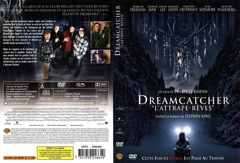Dreamcatcher l 39 attrape r ves 2002 de lawrence kasdan avec morgan freeman thomas jane jason - Dreamcatcher l attrape reves ...