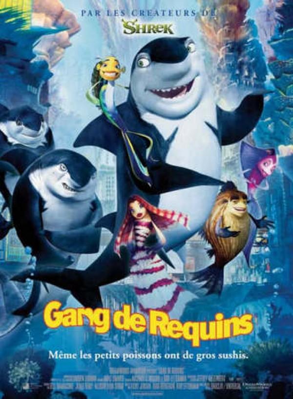 Une photo du film Gang de requins