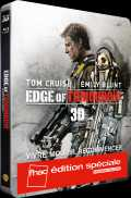 une jaquette du film Edge of Tomorrow
