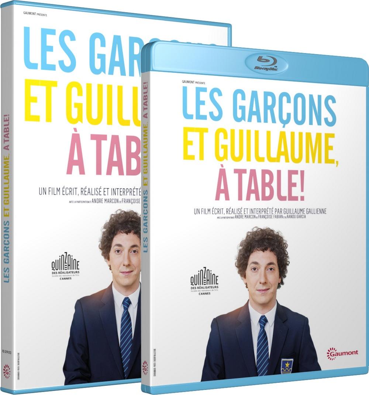 Les gar ons et guillaume table 2012 de guillaume gallienne avec guillaume gallienne - Musique film guillaume et les garcons a table ...