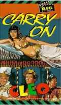 l'affiche du film : Carry On Cleo